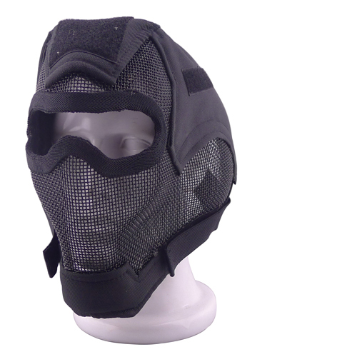 Army Airsoft Paintball BB Gun Full Face Game Protect Mask For CS Hunting