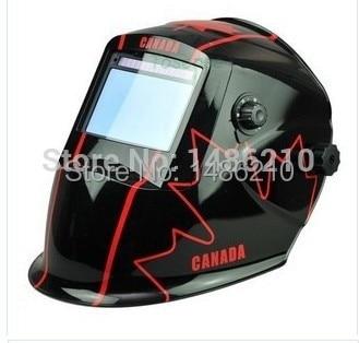 ФОТО for free post Welding we are the best welding machine helmet sell well Auto darkening welder cap Chrome