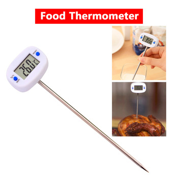Digital Probe Cooking Thermometer Measurement & Analysis Instruments
