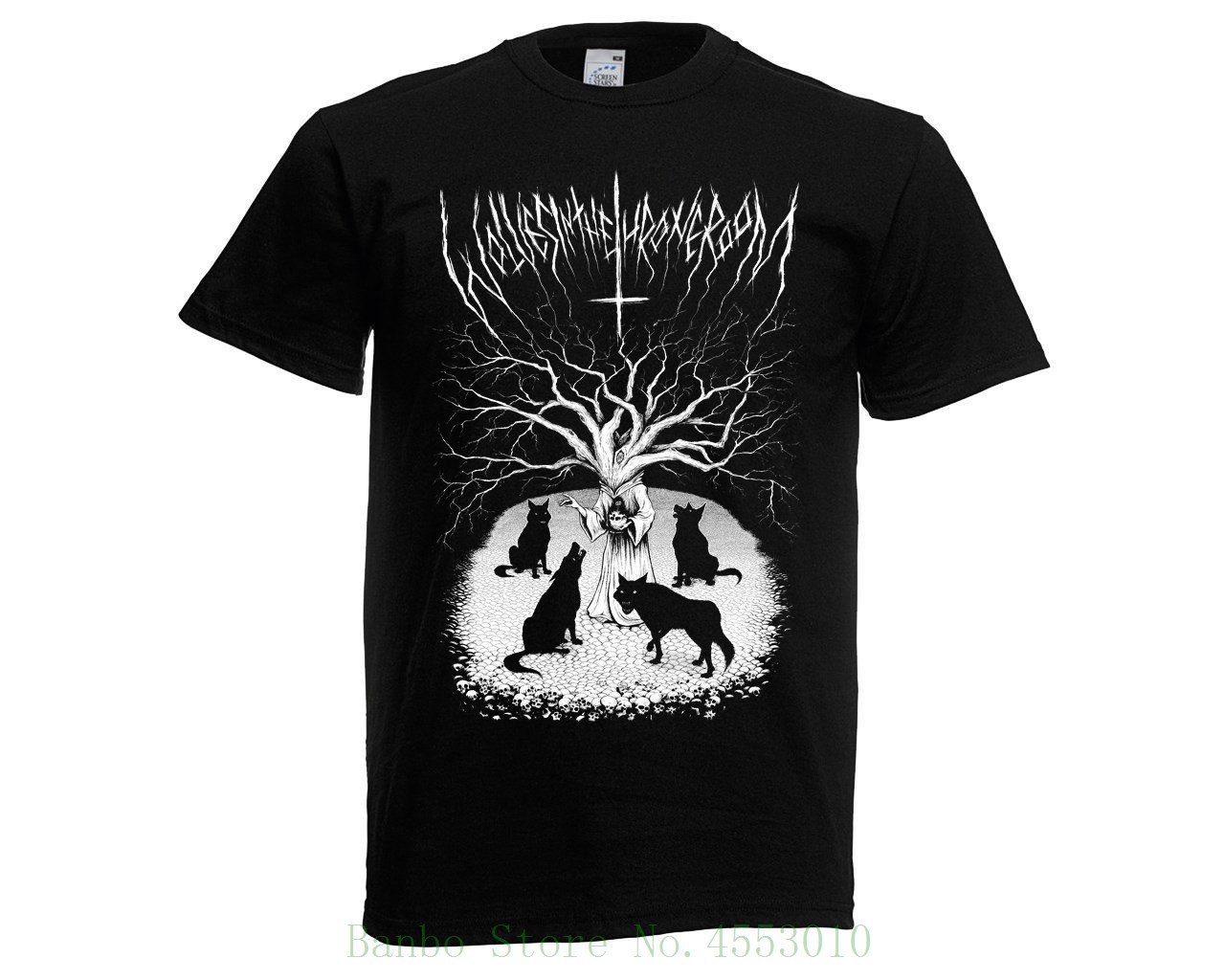 Wolves In The Throne Room T Shirt New Black Metal New Arrival Male