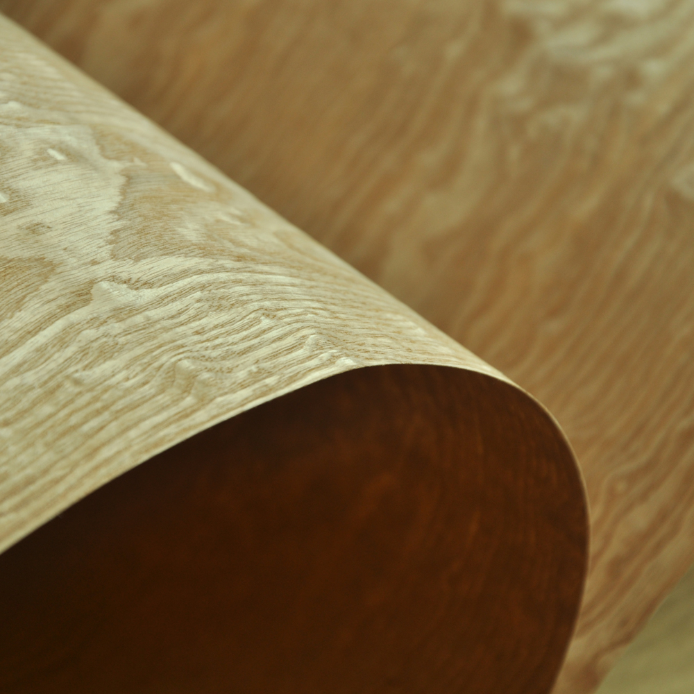 Image 5 - Tamo Figured Ash Wood Veneer with Craft Paper Back-in Furniture Accessories from Furniture