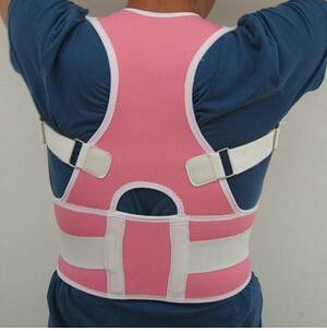 2015 Ajustável Ortopédico Magnético Ombro Para Trás Suporte Belt com BV certificado para Relife Dor Nas Costas Brace Shoulder