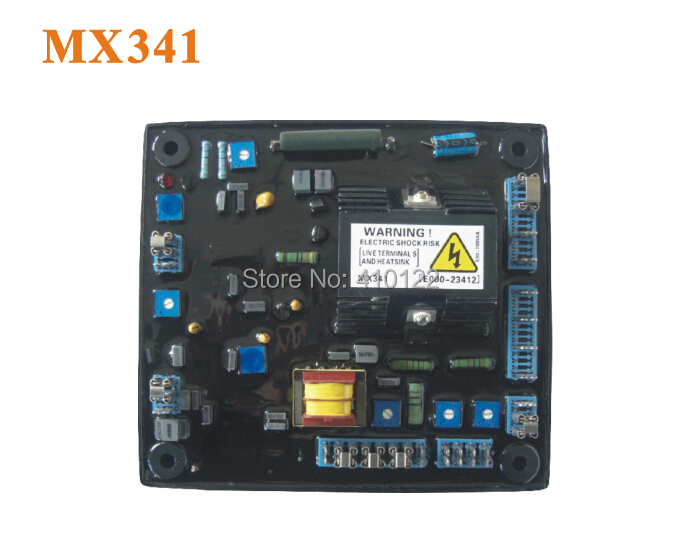 Stamford MX341 Automatic Voltage Regulator AVR For Generator Power Tool Parts stamford avr as480 discount automatic voltage regulator