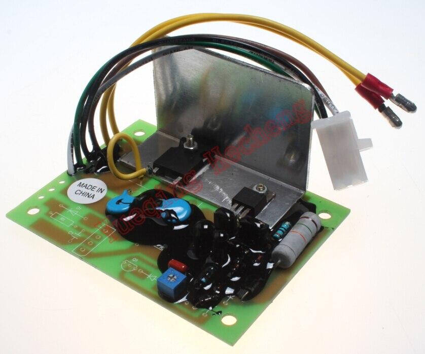 J0610 Generator AVR For RGV12100 EF12000E Generator Free shipping