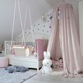 2017 Nordic Party Supplies Children Room Dome Bed  Decorations Play Tent Cotton Tipi and Mosquito Net Play House for Baby Room