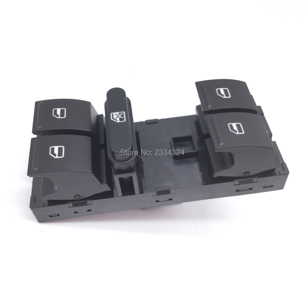 headlight switch window switch for VW Golf 5 6 jetta Passat Variant <font><b>cc</b></font> Alltack Seat Altea XL Toledo III Leon Ibiza V 1K4959857 image