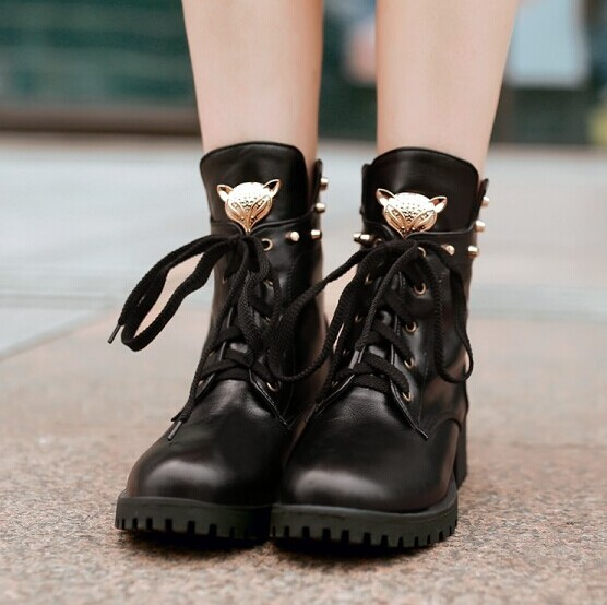 Goth Combat Boots Promotion-Shop for Promotional Goth Combat Boots ...