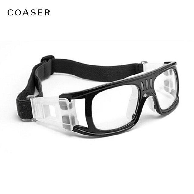 b8784487403 Basketball Optical Prescription Glasses Frame Men Sport Clear Designer  Eyeglasses Myopia Eyewear Reading Hipster Eye Spectacles