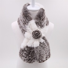 Autumn and Winter Sweet New Korean Lady scarf All Match Rabbit font b Hair b font