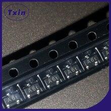 цена на 3000 pcs/lots BAS16 A6 DIODE GEN PURP 75V 150MA SOT323