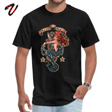 Lost At Sea New Design Custom Tees O Neck Labor Day All Yaoi Samurai Sleeve Top T-shirts for Men Personalized Tee-Shirts