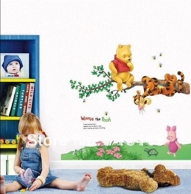 [Stay With You] Free shipping removable home decoration wall stickers decals