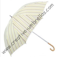 10mm Fringe Lace Umbrellas And Nickel Plated Fluted Long Ribs Hand Open Ladies Parasol 8k Streak