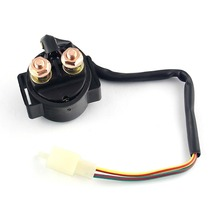 Relay Starter Solenoid for Gy6 Motorcycle Atv Scooter Snowmobile 8Z1047