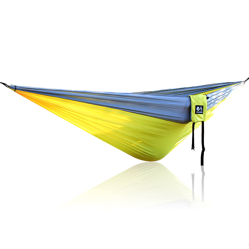 328 promotion double camping hammock alfox