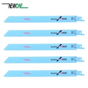 Image 3 - Newone מסור להבי 225mm רב חיתוך עבור דו מתכת על הדדיות מסור אביזרי כלי עבודה