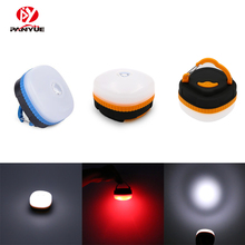 PANYUE Super bright waterproof portable camping lantern night light 3w 4 modes LED outdoor emergency lamp