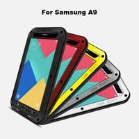 Armored LOVEMEI Hybrid Pokrywa Wodoodporny Telefon Case do SAMSUNG Galaxy S3 S4 S5 S6 S7 Krawędzi Plus Uwaga 3 5 4 Krawędzi A3 A5 A7 A9 Alpha