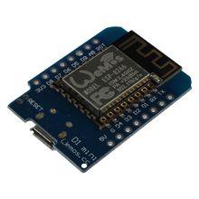 ESP8266 D1 Mini for NodeMcu Lus WiFi Wireless Module Internet of Things Development Board for Arduino TE441 все цены