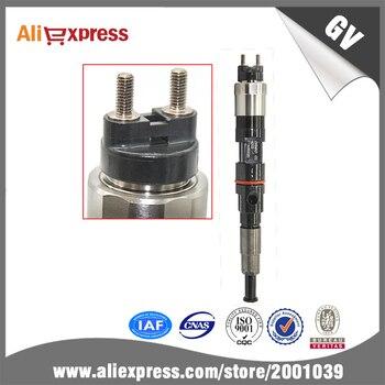 Común inyector para riel 095000-6222 para Denso diesel inyector de combustible 0950006222 para FAW Aowei... liberar camión pesado