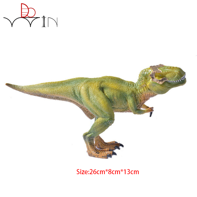 Jurassic tyrannosaurus Dinosaur Toys Animal Model Action & Toy Figures Kids Education Toy Gifts for boy big one simulation animal toy model dinosaur tyrannosaurus rex model scene