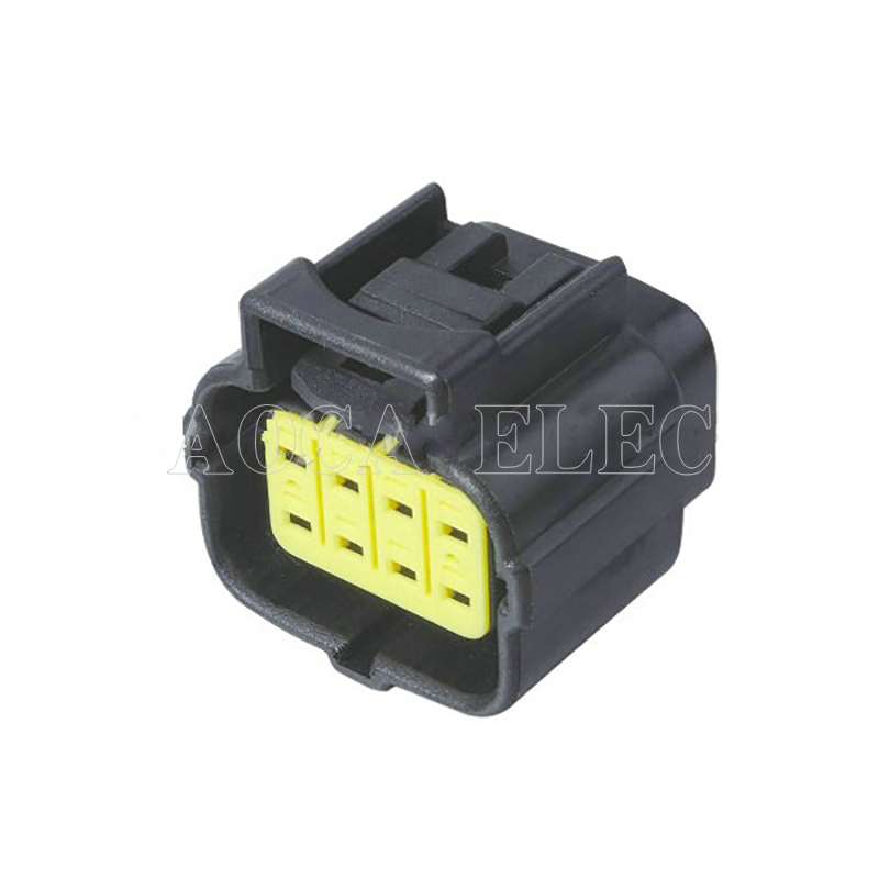 50/100SET DJ70816Y-1.8-21 wire connector female cable connector male terminal Terminals 8-pin connector Plugs sockets seal
