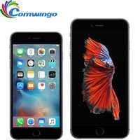 Original desbloqueado Apple iPhone 6S & 6s Plus Dual Core 2GB RAM/16/64/128GB ROM 4,7'' 12.0MP Cámara A9 iphone 6s 4G LTE teléfono celular