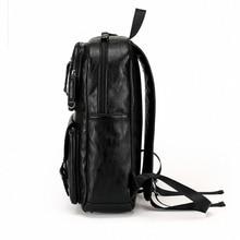 Stockholm Leather Backpack