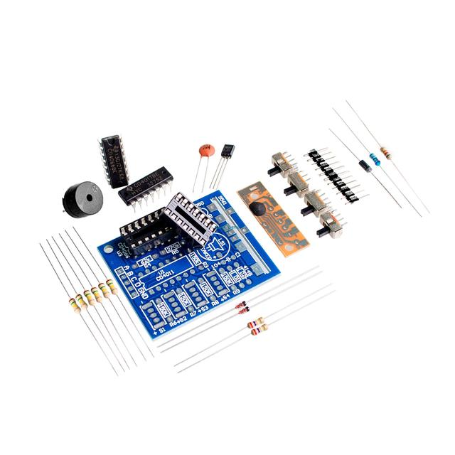16 Music Box Sound Box Electronic Production DIY Parts Components Accessory Kits