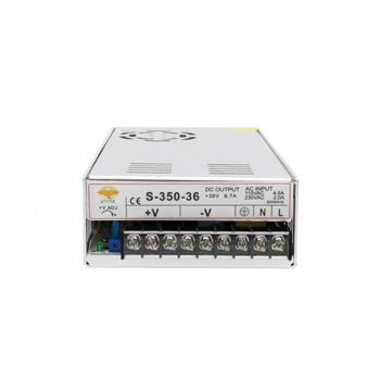 EU Free shipping[3-8days ship] Power Supply 350W 36V S-350-36 CNC Router Milling Cut Laser Engraver Printer