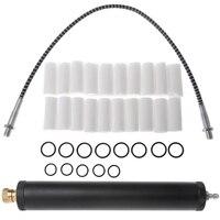 PCP Air Filter Compressor Oil Water Separator High Pressure 40Mpa 300bar Pump #Sep.08