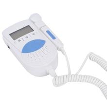 Фетальный допплеровский прибор домашнее излучение свободное Обнаружение пульса частота сердцебиения у беременных женщин мониторинг детской активности