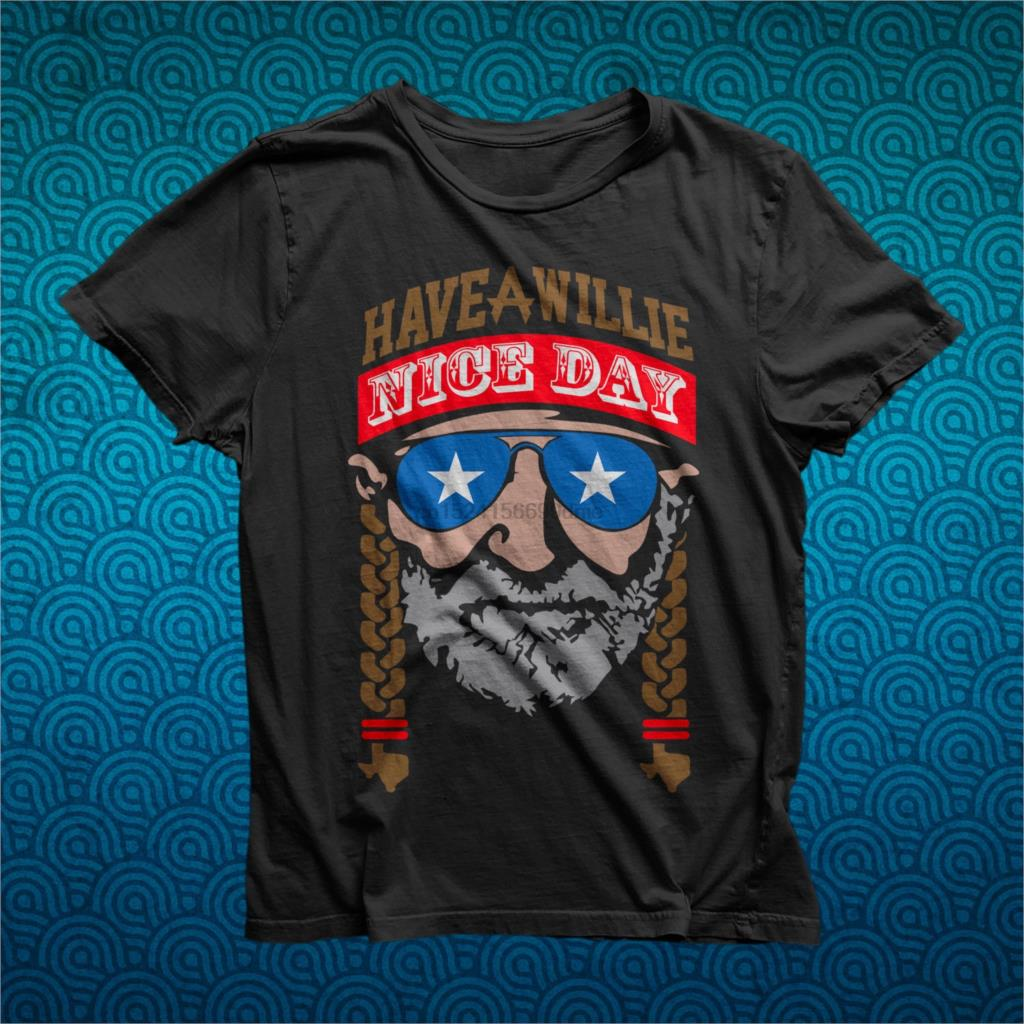 Size 3 to 24 Months 3 Colors I Willie Love USA /& Willie Have A Nice Day Funny Unisex Baby T-Shirt