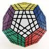 2016 Newest Cubes Shengshou Gigaminx Magic Cube Puzzle Black And White Learning Educational Cubo Magico Toys