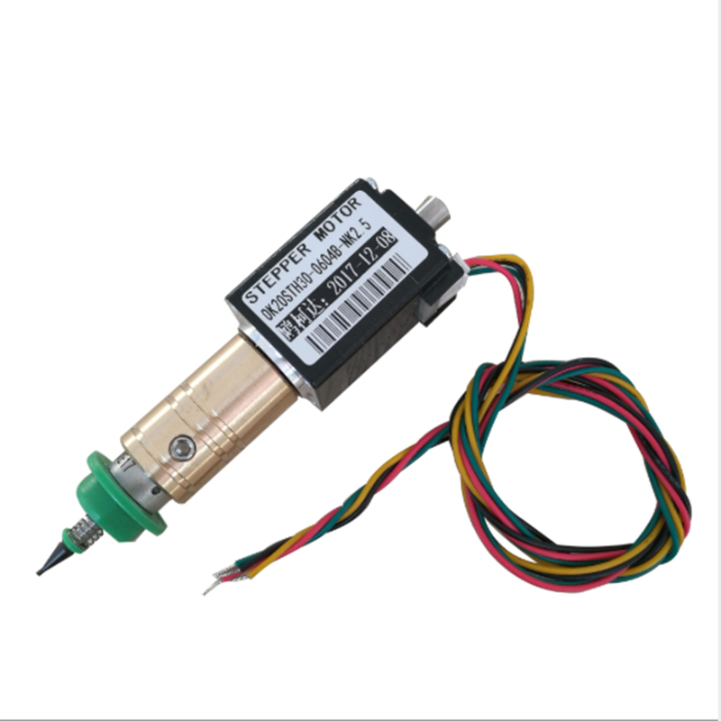 NEMA 8 Hollow Shaft Stepper Motor With JUKI Nozzle 501-508 For SMT Pick And Palce Machine Mounting Head
