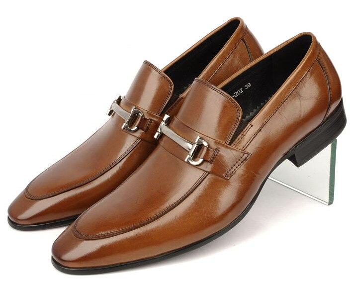 as Transpirables En Dedos De Cuero Pic Hombre As Planos Hombres Moda Antideslizante Pic Los Nueva Primavera Señaló Vestir Zapatos Negocios Pies D O6qRxv5