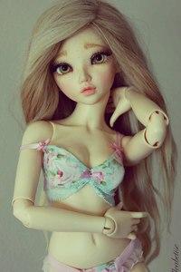 Image 4 - stenzhornBjd doll  doll 1/4 girl  chloee double joint doll