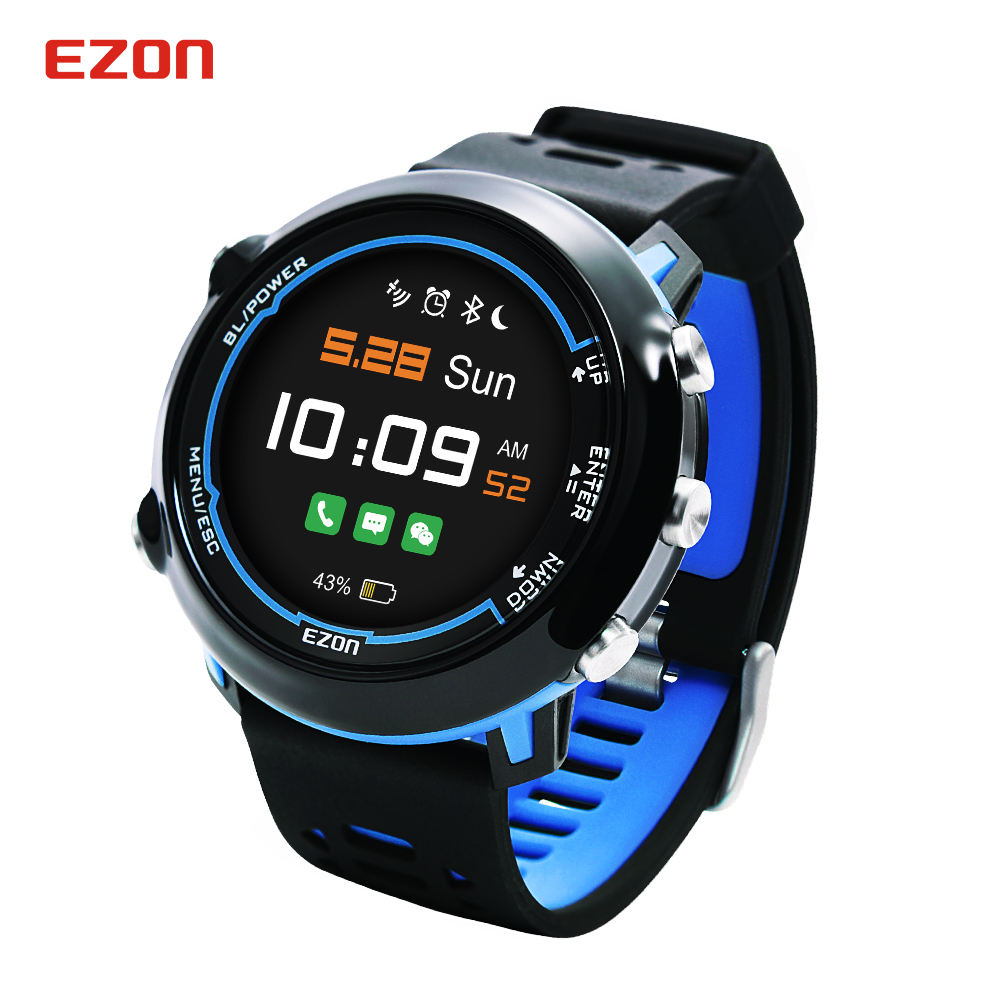 Watches Digital Watches Luxury Uwear Smart Watch Outdoor Sports Running Ip68 Waterproof The Treadmill Watch For Android Phone Call Relogio