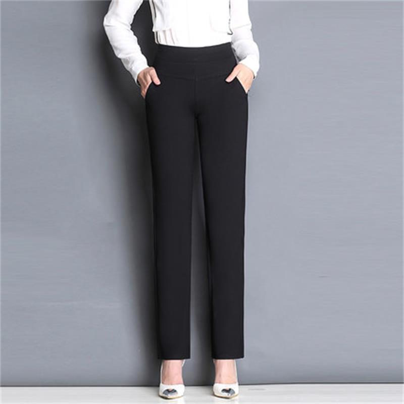 1b6f66c7a5 Alta Mujeres De 1 Nueva Moda Gran Cintura Delgado Salvajes Y Primavera  Pantalones Otoño Las Tamaño Xq7RRpf