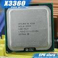 Intel Xeon X3360 Quad Core 2.83GHz LGA 775 95W 12M Cache Server CPU scrattered piece free shipping , sell Q9550 Q9500 X3330