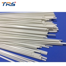 scale  ABS smooth L-shape ,special shape Dia 2.0*2.0mm length 50cm Bar for architectural model Layout making materials