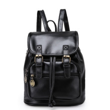 New Arrivals Women Backpacks Fashion Vintage for Girls Students School bags High Quality PU leather