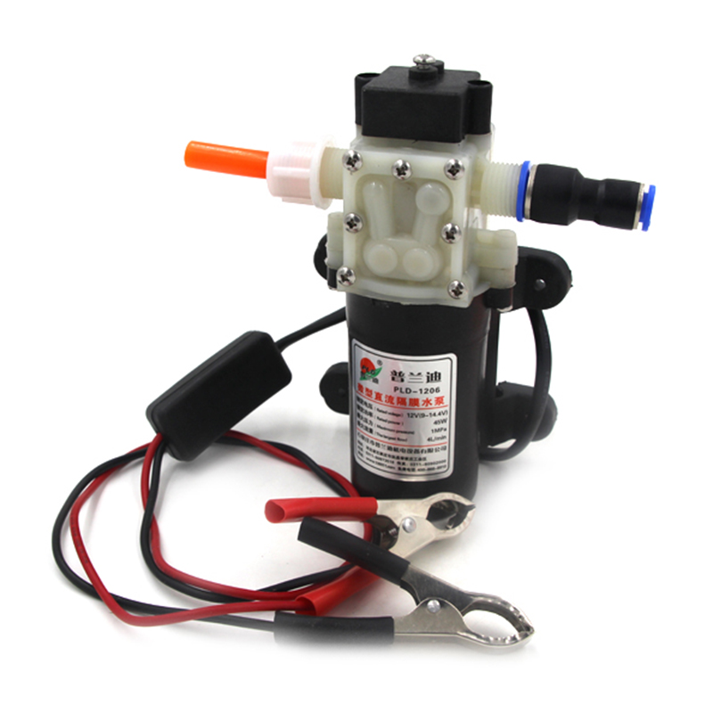 Professional Electric 12V oil Pump Diesel Fuel Oil Engine Oil Extractor Transfer pump Free shipping 1498