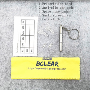 Image 5 - BCLEAR женские деловые оправы для очков полые резные металлические полные оправы красивые модные ультралегкие очки из сплава Новинка