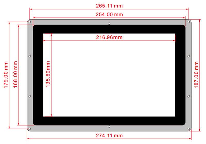 10.1 inch HDMI LCD (9)