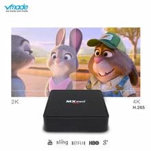Vmade V96S มินิทีวีกล่อง Android 7.1 Allwinner H3 Quad Core H.265 HD 1080 p 1 GB + 8 GB สนับสนุน WIFI Mini Top Box TV Media Player