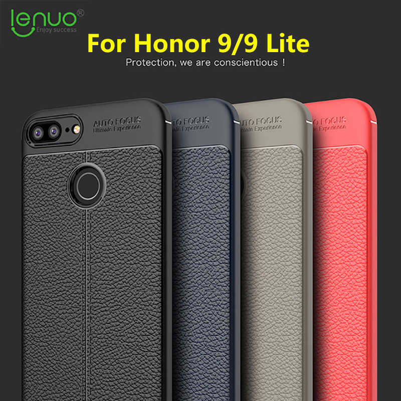 Phone Case Shockproof Silicon Cover On For Huawei Honor 9 9lite lite Honor9 honor-9 Honor9lite 3/4/6 32/64/128 GB Coque Light