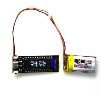 LILYGO® ESP8266 0 91 Inch OLED For Arduino For Nodemcu Development