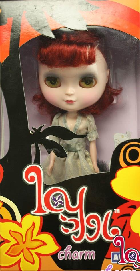 Free Shipping charm ICY-5 DIY Blyth ICY doll birthday gift for girls 4 colour big eyes dolls with beautiful Hair cute toy