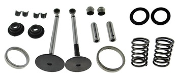 Free Shipping diesel engine 188F Head Cylinder head spare parts intake valve  suit for kipor kama Chinese brand